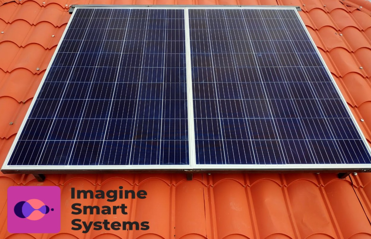 Roof Mounted Smart Systems Energy